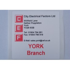 Swift CEF7273 Bespoke Label