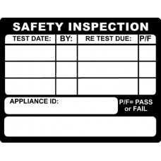 300 Swift 070 Large Safety Inspection Labels