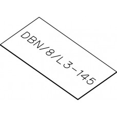 Swift EL10050BW DBN/8/L3-145 Engraved label