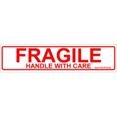 500 Swift FHCB10223 Fragile Handle with Care Labels