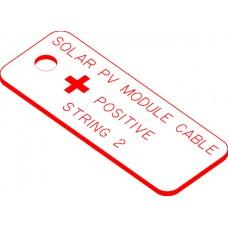 Swift SFP6525RW (2) SOLAR PV MODULE CABLE + POSITIVE STRING 2